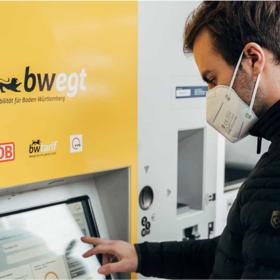 Was tun, wenn der Ticketautomat streikt?