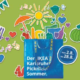 Starte in den IKEA Karlsruhe Picknick-Sommer