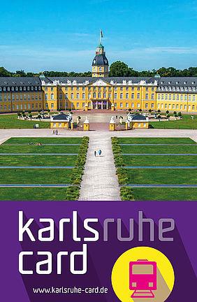 Karlsruher Schloss bei Sonnenschein